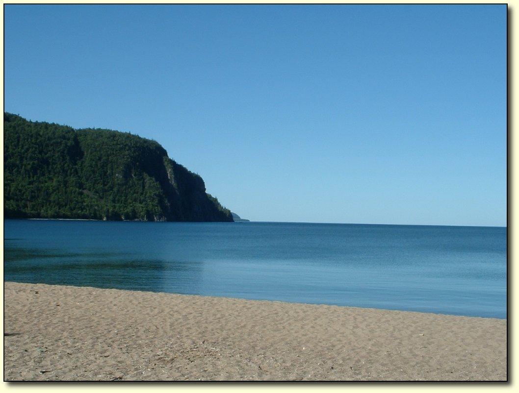看看世界面积最大的淡水湖-苏比利尔湖